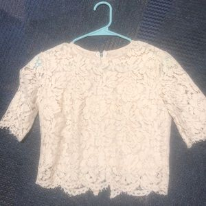 Lacy blouse